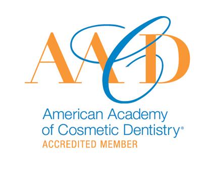 Member of American Academy of Cosmetic Dentistry