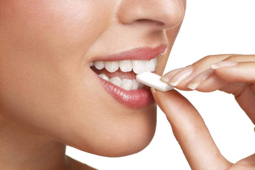 Can Gum Promote Oral Health?