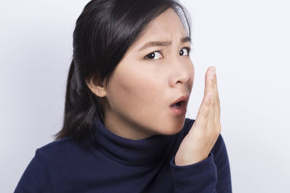 Want To Get Rid Of Bad Breath?