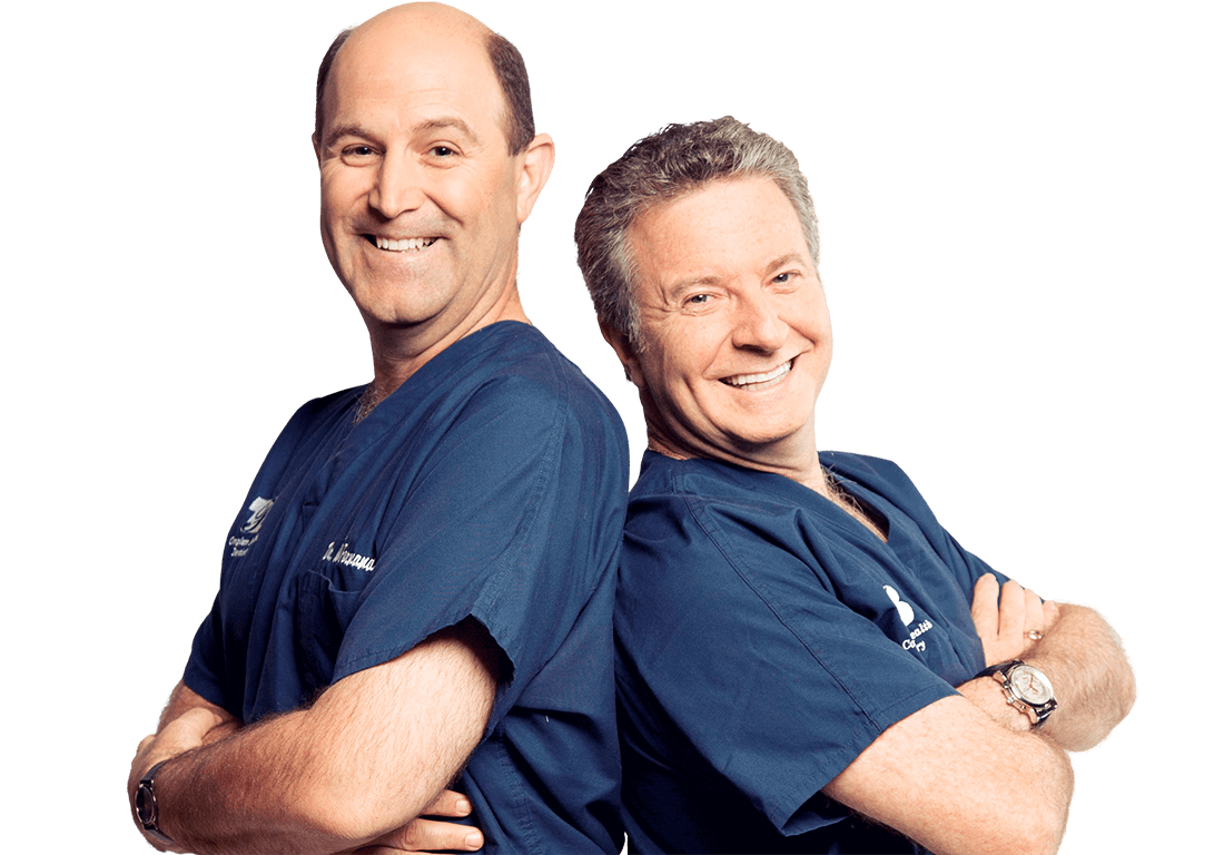 Woodland Hills Dentists: Dr. Manny Fernandez and Dr. Bruce F. Beard